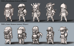 Brasslands Tier 3 Character Ideas