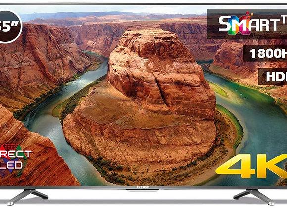 "4k 55 inch tv Television LED 55"" 4K INFINITON Smart TV (TDT2, HDMI, VGA, USB)"