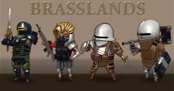 Brasslands Character Line Up