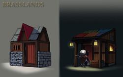 Brasslands Player Starting House