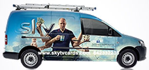 sky tv cards sky spain france