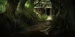 """Jungle Ruins"""