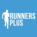 Runners Plus logo for local running store in Dayton Ohio