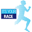 ITS YOUR RACE online running event registration and fundraising app