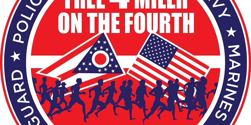Free 4 Miler on the Fourth
