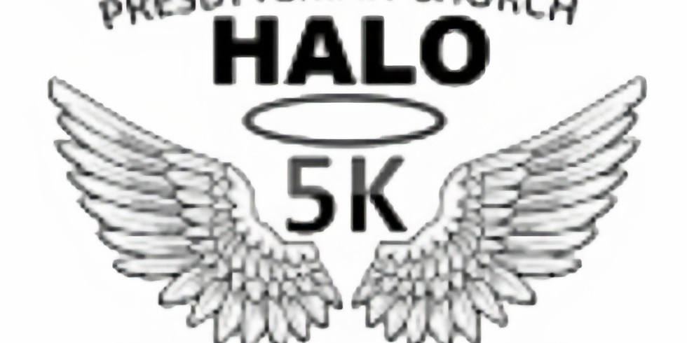 Halo Run 5K Run-Walk-Stroll