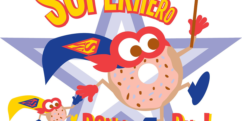 A Special Wish's Superhero Donut Run, presented by Allstate