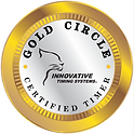 Innovative Timing Systems Gold Circle Certified Timer Seal