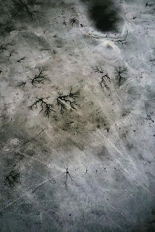 oscuro abstracto