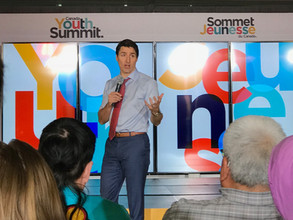 First Canadian Youth Summit: Believe in Yourself & Believe in Others