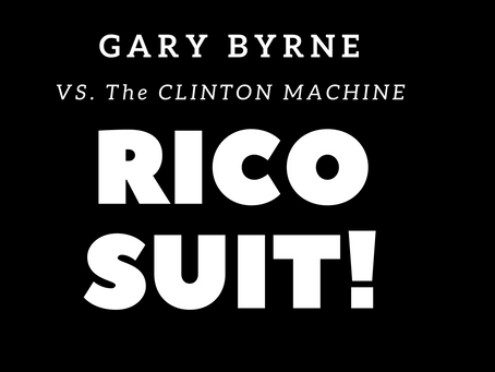 Taking The Clintons To Court: The RICO Lawsuit