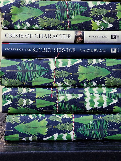 Gift Set: Secrets of the Secret Service and Crisis of Character
