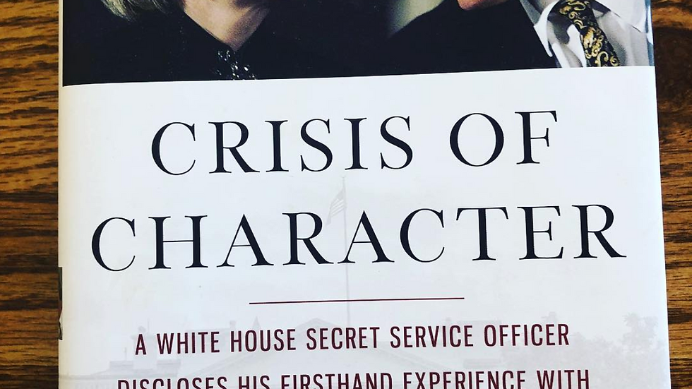 Signed Crisis of Character, Personalized or With Letter, Great for Gifts