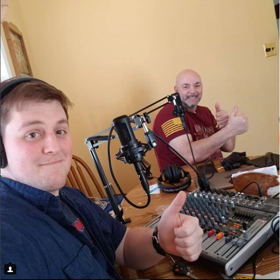 """New Podcast """"Crisis of Character Podcast With Gary Byrne"""" is up! Episode #1"""