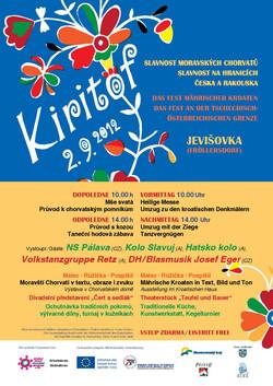 Plakát 2012