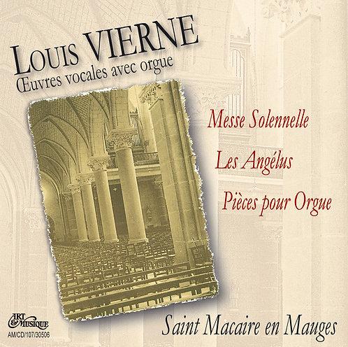 Louis Vierne - Orgue de St Macaire en Mauges (49)