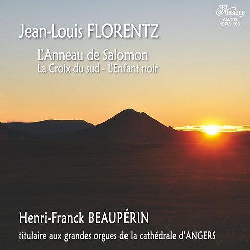 Henri-Franck Beaupérin - Florentz - Orgue de la Cathédrale d'Angers
