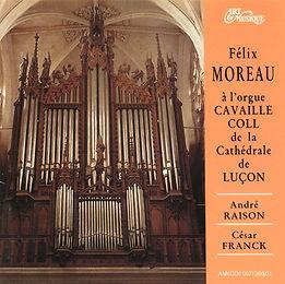 Félix Moreau à la cathédrale de Luçon