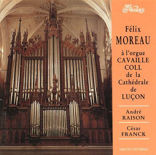 Félix Moreau - Orgue de Luçon (85)
