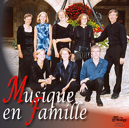 """""""Musique en famille"""" opus 1"""