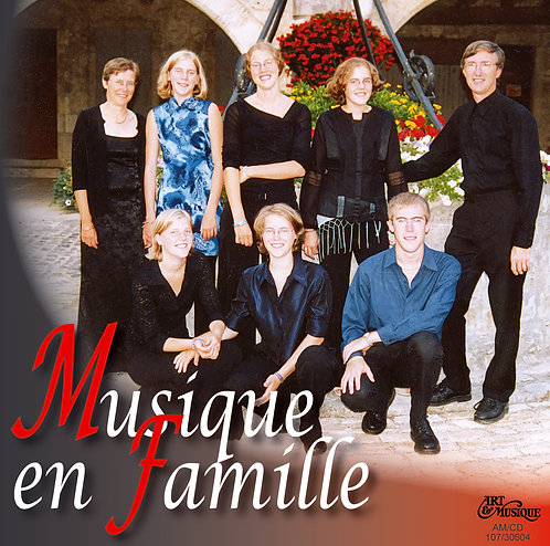 Musique en Famille opus 1