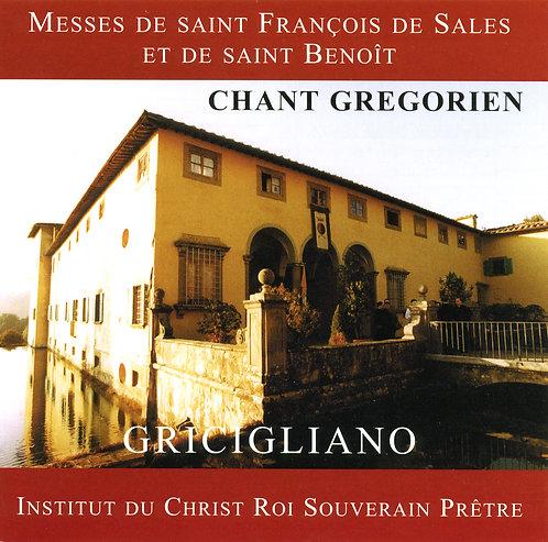 St François de Salles et St Benoît