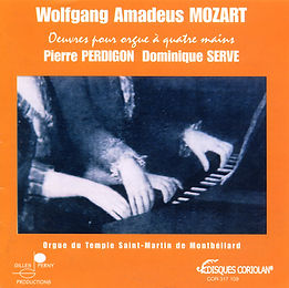 W.A. Mozart - Oeuvres à 4 mains
