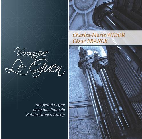 Véronique Le Guen - Orgue de Ste Anne D'Auray