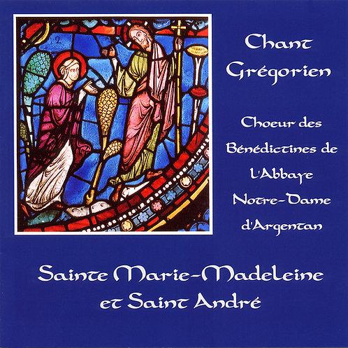 Ste Marie-Madeleine & St André