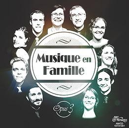 """""""Musique en famille"""" opus 3"""