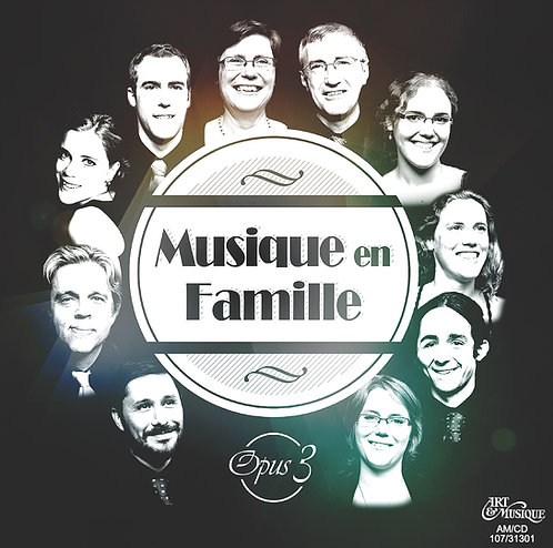 Musique en Famille opus 3