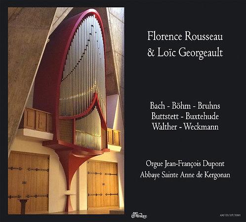 Florence Rousseau et Loïc Georgeault