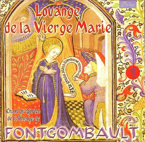Louanges de la Vierge Marie 1