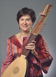 Jeanne-Marie Gilbert - Chansons au Luth