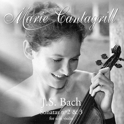 J.S. Bach - Sonates n° 2 & 3