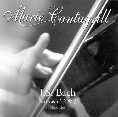 J.S. Bach - Partitas  n°2 & 3