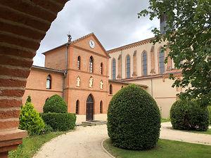 Abbaye de Ste Marie du Désert
