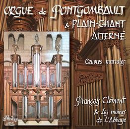"""Abbaye de Fontgombault : """"Orgue et Plain chant alterné"""""""