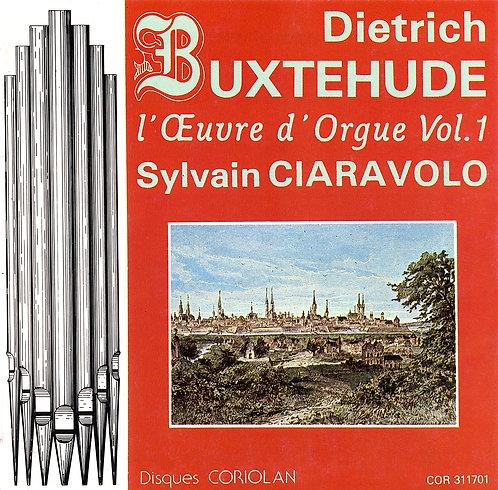 D. Buxtehude - Oeuvres d'orgue