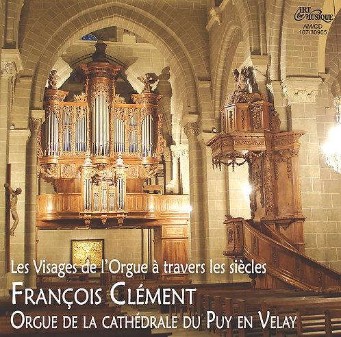 François Clément - Orgue du Puy en Velay