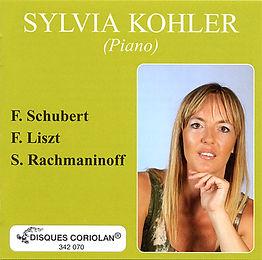 Sylvia Kohler - Piano