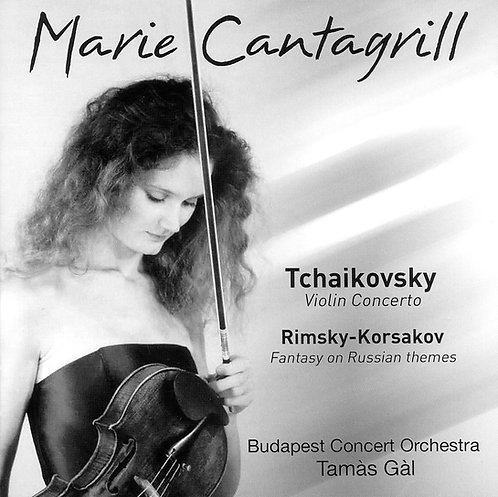 Marie Cantagrill & le Budapest Concert Orchestra