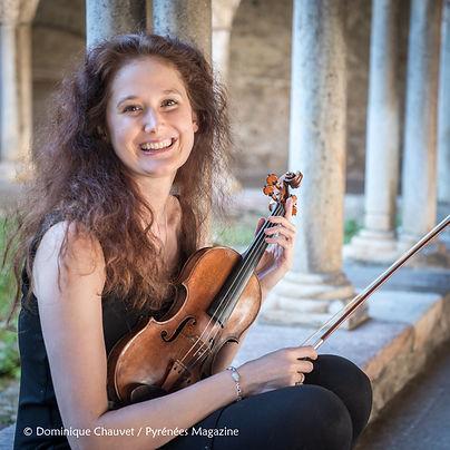Marie Cantagrill - Violon