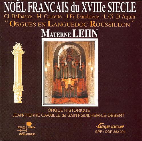 Noëls Français du XVIIIe Siècle