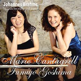 J. Brahms - Sonates pour violon & piano