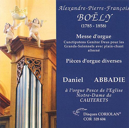Daniel Abbadie - Orgue de Cauterets