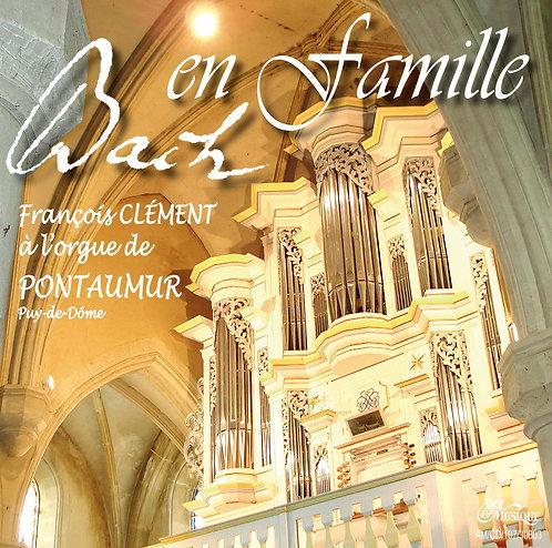 François Clément - Orgue de Pontaumur