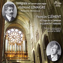 Cathédrale de Clermont Ferrand : Intégrale d'Edmond Lemaigre