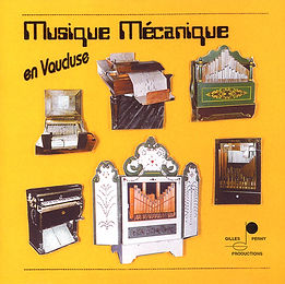 Musique mécanique en Vaucluse