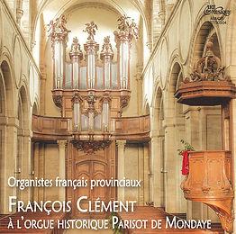 "Abbaye de Mondaye : ""Organistes français provinciaux"""